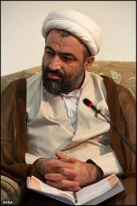 انتقاد حجت الاسلام رسایی از حضور لاریجانی در برنامه تلویزیونی پارک ملت و سکوت در برابر حضور حداد در همین برنامه