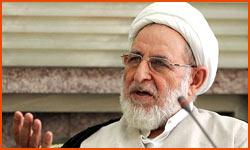 آیت الله یزدی: اینکه یک طلبه دست به تحصن بزند، خلاف خواسته رهبری است