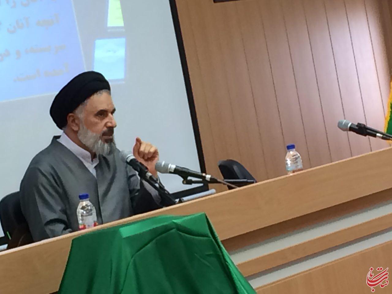 نشست علمی نگاهی به مصباح الهدایه امام خمینی (س) و رونمایی از کتاب فروغ معرفت