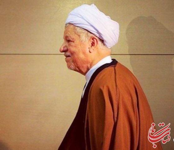 آیت الله هاشمی رفسنجانی: آقای روحانی باید یک تیم رسانهای همه جانبه و عالمانهای داشته باشد