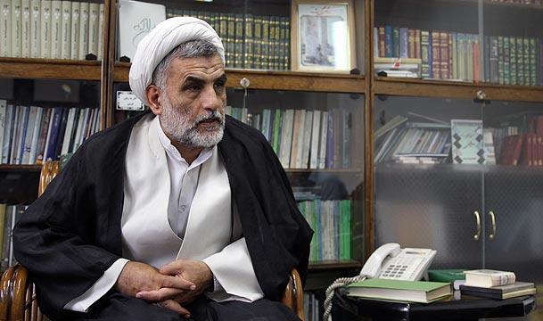 حجت الاسلام و المسلمین حشمتی مشاور وزیر فرهنگ و ارشاد اسلامی در امور روحانیت شد