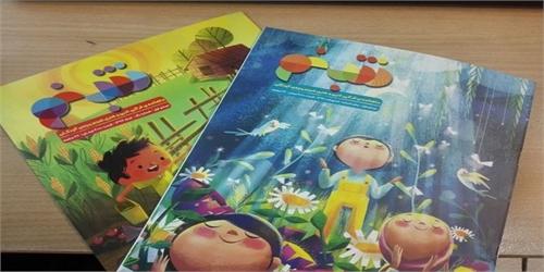مجله شبنم نشریه مستقل قرآنی برای کودکان