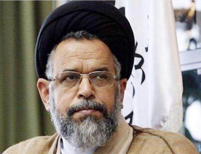 وزیر اطلاعات ارتحال آیت الله شمس خراسانی را تسلیت گفت
