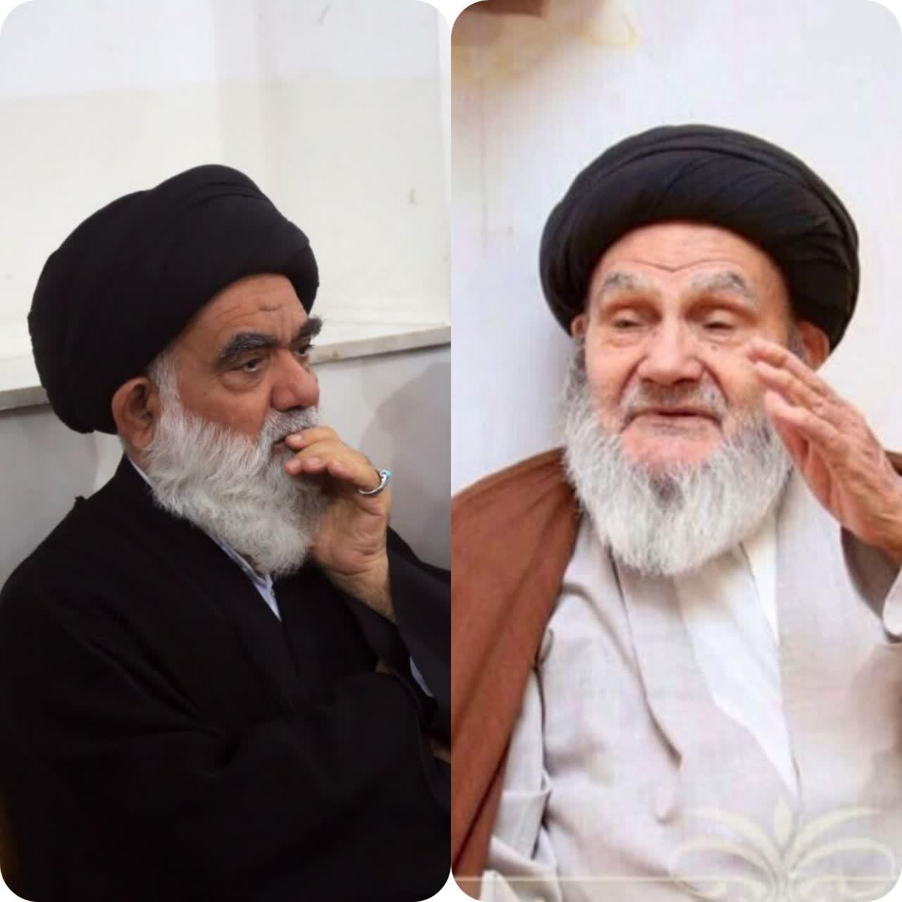 پیام تسلیت آیة الله حسینی گرگانی در پی رحلت آیة الله شمس خراسانی